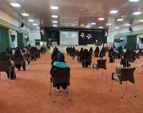 برگزاری جشن ستارگان سال تحصیلی 1400_1399