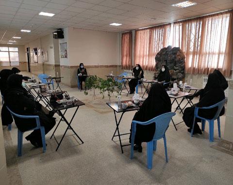 برگزاری ششمین جلسه شورای دبیران