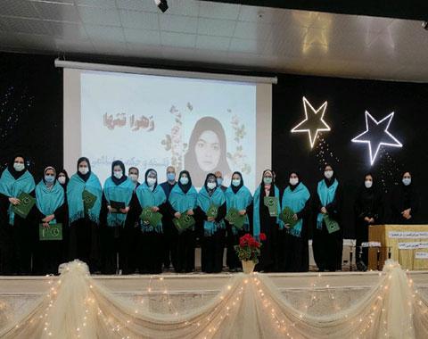 گزیده ای از فعالیتهای آموزشی و فرهنگی دبیرستان _ سال تحصیلی ۱۴۰۰  _ ۱۳۹۹